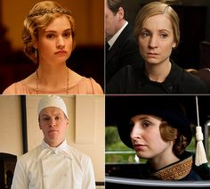 Downton Abbey series 4: A speak peek at episode 5 of Downton Abbey - hellomagazine.com