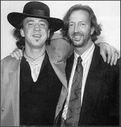 Stevie Ray & Eric