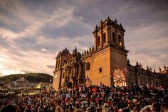 Fiesta de Corpus, Cusco Peru 2013