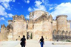Castillo de Belmonte, en Cuenca, data del siglo XV y su cometido principal era defensivo. Su estado actual es muy bueno y se puede visitar.