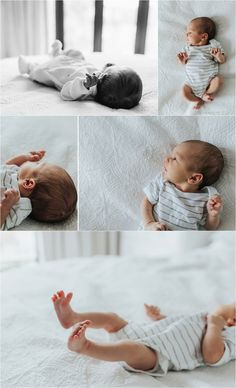 Lifestyle newborn session at home in West London. Melanie Grace Photographer