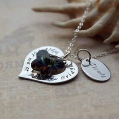 The loss of a pet is a difficult time, and this personalised pet memorial necklace will help you remember your beloved pet.    The Rainbow Bridge has