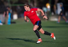 Gallery: WNT Focused Ahead of New Zealand Match - U.S. Soccer