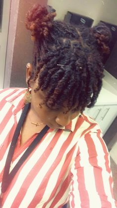 Short Dread Styles, Dreads Styles For Women, Short Dreadlocks Styles, Short Locs Hairstyles, Short Dreads, Dreadlock Styles, Twist Hairstyles, Curly Hair Styles, Natural Hair Styles