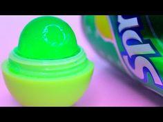 DIY Edible EOS made of SPRITE Soda! How to make EOS treats! DIY EOS videos 2016 - YouTube