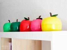 ♥ pommes à glaçons ♥