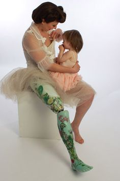 Floral Porcelain Leg   The Alternative Limb Project