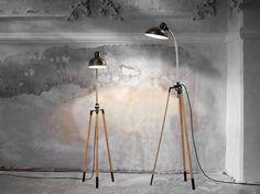 Deze toffe lampen geven een industriële look aan je huis, we love it!