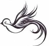 gorgeous sketch, would make a great tattoo - imagine it as a white tat