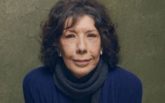 Actress Lily Tomlin is 75.