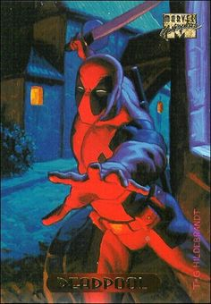 Deadpool by Tim and Greg Hildebrandt