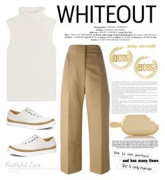 """""""Untitled #802"""" by pinky-chocolatte ❤ liked on Polyvore featuring UGG Australia, Theory, House of Holland, Marni and Industrie"""
