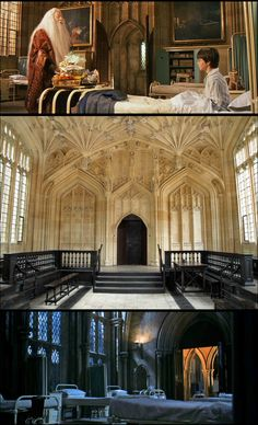 The Divinity School is a spectacularly ornate, medieval chamber found within the Bodleian Library's building