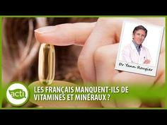Les Français manquent-ils de vitamines et minéraux ? Webinaire avec Yann...