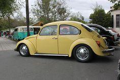 Volkswagen Sedan Vocho 91 Amarillo Totalmente Restaurado - Año 1991 - 100000 km - en MercadoLibre