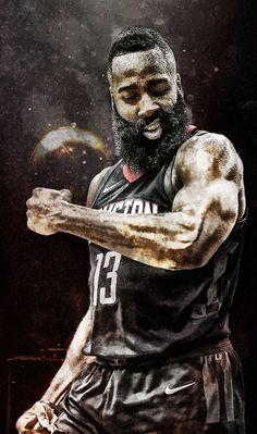 Lakers Warriors James Harden Nba Stars Houston Rockets Players Black