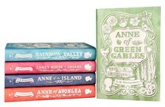 Beautiful editions of Anne of Green Gables. – Modern Mrs. Darcy