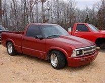 96 chevy truck engine