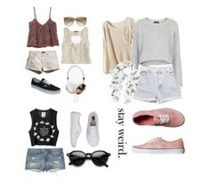 3 cute day outfits