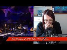 "Walkin' Blues, playing ""with"" Eric Clapton - Christelle Berthon - YouTube"