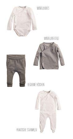 Erstausstattung – Kleidung für die Minis – sanvie mini