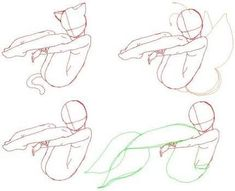 Image result for drawing poses