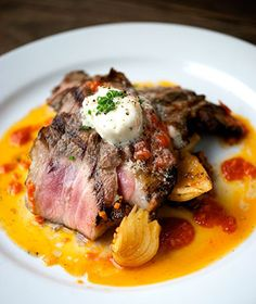 Best French Restaurants in the U.S.: Le Pigeon #esurancedigitaldinnerparty Foodie Bucket List