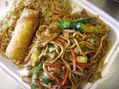 CHICKEN LO MEIN PF Chang's copycat Recipe Serves 2 4 oz dry spaghetti 1 tablespoon oyster sauce 2 tablespoons soy sauce 1/4 cup...