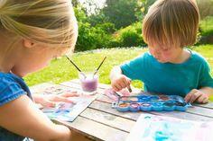 63 καλοκαιρινές παιδικές κατασκευές με υλικά που έχουμε μέσα στο σπίτι. Το καλοκαίρι είναι εδώ, τα παιδιά θα μείνουν στο σπίτι 3 ολόκληρους μήνες και πριν