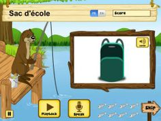 FREE for a limited time! Learn French for Kids - Ottercall for iPhone & iPad