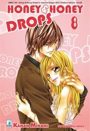 Honey Honey Drops 8 - Amici 152 [ Honey & Honey Drops N. Honey Drops, Manga, Shoujo, Fictional Characters, Books, Libros, Manga Anime, Book, Manga Comics