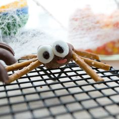 5-Minute Cute and Crawly Spiders for Halloween