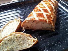 Recette de Paté croute au poulet