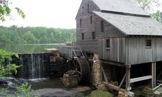 Yates Mill South of Raleigh in Wake Co., NC.