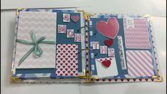 Art and craft ideas - scrapbook love for my boyfriend