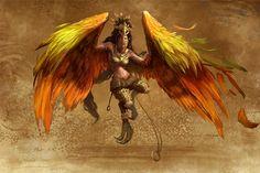 Twierdza Harpia | Might & Magic® Heroes 7