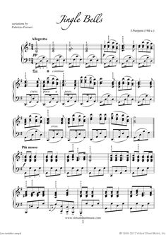 White Christmas sheet music for voice, piano or guitar by Irving ...