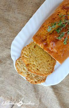 Cake à la marmelade d'oranges amères - Cuisinons En Couleurs