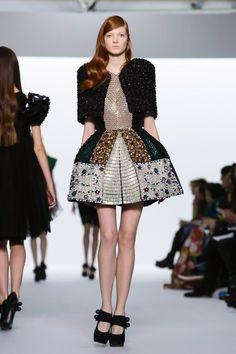 Dice Kayek Couture Spring Summer 2015 Paris - NOWFASHION