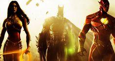 Injustice: Gods Among Us –  Ultimate Edition está vindo ai!