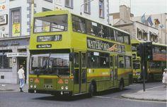 Image result for classic dublin buses Irish Eyes, Busses, Dublin Ireland, Belfast, Britain, Transportation, Nostalgia, History, Classic