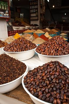 Morocco....I would be in heaven...DATES!