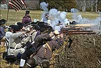 A Common American Soldier : The Colonial Williamsburg Official History & Citizenship Site