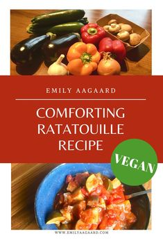 At the moment, I'm loving my mum's trusty and autumnal ratatouille recipe. Perfect for meal-prepping or just for dinner. Come check out the recipe in today's post! Vegan Recipes Beginner, Vegetarian Recipes Easy, Recipes For Beginners, Healthy Recipes, Vegan Meals, Healthy Food, Clean Eating Vegetarian, Clean Eating Recipes, Vegetarian Diets