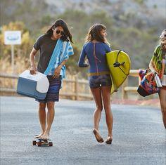 beach bound // seea swimwear