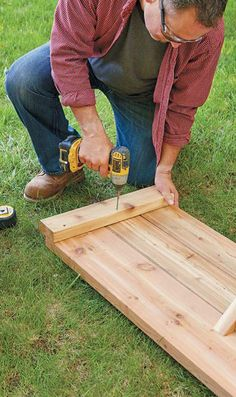 Raised beds are a new trend in gardening. Learn how to build and maintain your own, plus get more gardening tips and tricks. Join the raised bed revolution Raised Bed Garden Layout, Raised Garden Beds, Raised Beds, Vegetable Garden Design, Lawn And Garden, Pathways, Backyard Landscaping, Bamboo Cutting Board, Benches