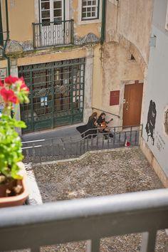 Casas do Arco Street View - Coimbra (Portugal)