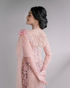 Gaun Dress, Dress Brukat, Batik Dress, Batik Kebaya, Dress Brokat Modern, Kebaya Modern Dress, Model Dress Kebaya, Model Kebaya Modern, Kebaya Wedding