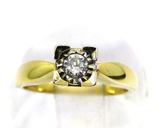 ebay  http://www.ebay.co.uk/itm/1-4-CARAT-REAL-DIAMOND-SOLITAIRE-RING-9Ct-GOLD-SIZE-M-VIEW-IN-PERSON-LANCASHIRE-/260928506614?pt=UK_Jewellery_Watches_FineJewellery_CA=item3cc08d0af6