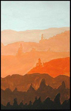 arteascuola: Paesaggi in gradazione tonale